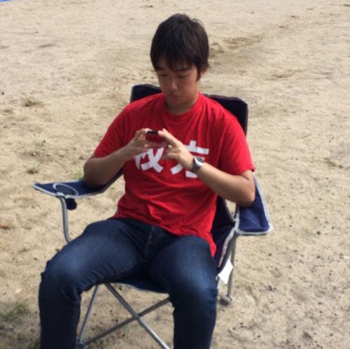 小野島颯馬
